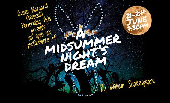 QMU to stage open-air production of 'A Midsummer Night's Dream'